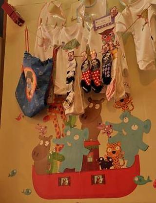 Regalos con mucho encanto para bebés en Nest Boutique