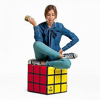 Un cubo de Rubik para sentarte un rato a pensar