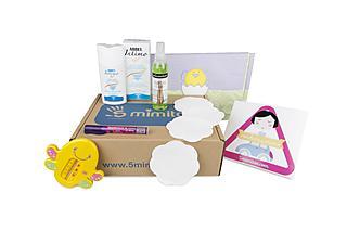 Esta es la caja para mamás embarazadas