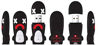 Mimobot Usb flash drive, from Friends With You