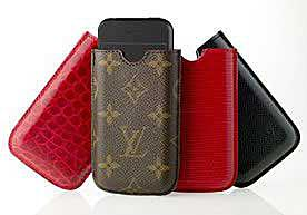 Mobile phone sleeves, specially designed for women