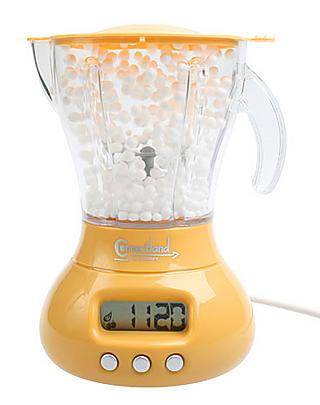 USB Blender alarm clock