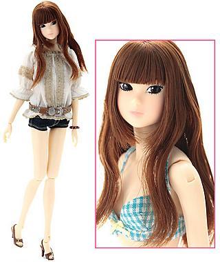 Momoko Dolls: muñecas seductoras para Peter Pans