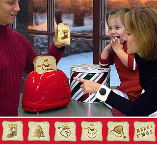 Toast away Christmas with your kids